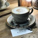 Горячий кофе в 20 Авеню