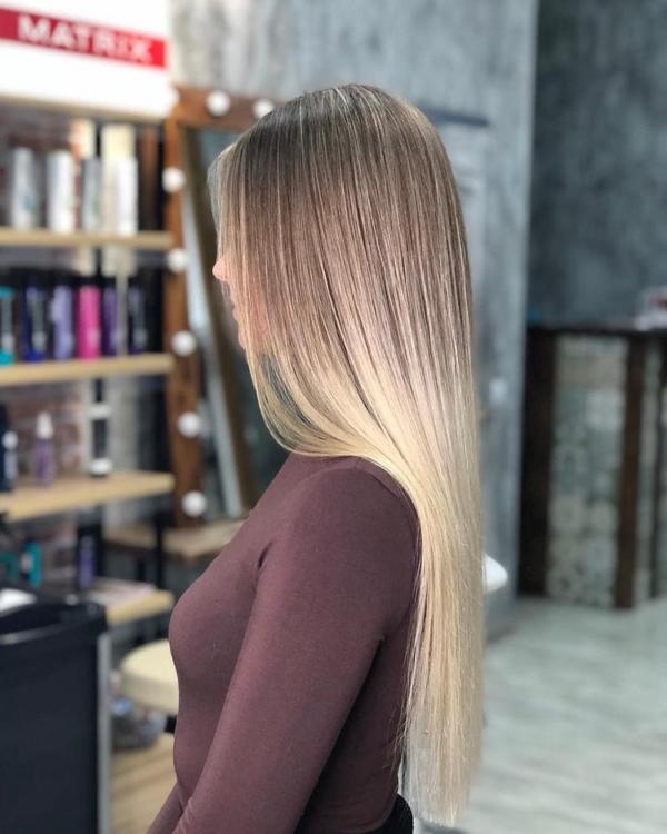 Возможность быть блондинкой